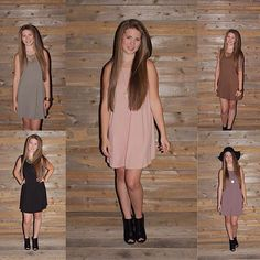 Get your favorite t-shirt dress! It's great on this hot day.  #newarrivals #shoplbvb #dress #lbvb #lbvbforme