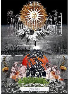 Arthur Taussig Tarot - The Sun