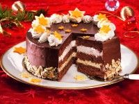 clickpoftabuna.ro mese-festive tort-cu-piscoturi-iaurt-si-piersici-din-compot index.html 21st, Cake, Sweet, Desserts, Food, Sweets, Candy, Tailgate Desserts, Deserts