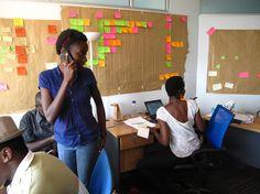 Kenyan women / geek culture