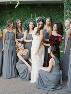 6423 Best Bridesmaid Style Images In 2019 Bridesmaid Gowns