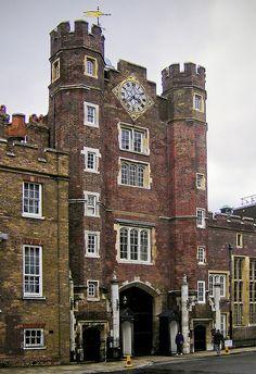 st james palace   St. James Palace   Flickr - Photo Sharing!