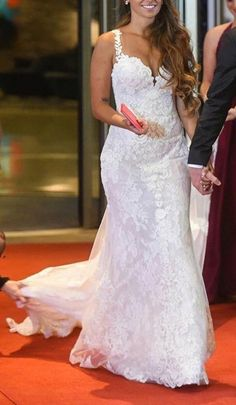 Antonella Roccuzzo, I Got Married, Lionel Messi, Wedding Gowns, Dream Wedding, Engagement, Celebrities, Hair Styles, Lace