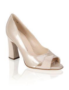 Peter Kaiser Michelle | beige | humanic.net Peeps, Peep Toe, Beige, Shoes, Fashion, Zapatos, Moda, Shoes Outlet, La Mode