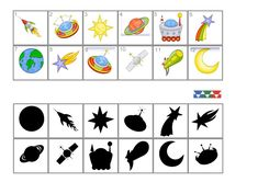 Minis, English, Space, School, Cards, Literacy Activities, 6 Year Old, Planets, Display