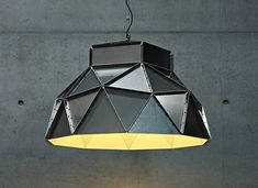 Apollo ceiling lamp by Romy Kuhne » Retail Design Blog