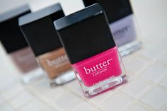 When you want to 'get your nails did', choose Butter LONDON. Their 3-Free non-toxic line is made without harmful ingredients like formaldehyde, toluene, DBP or parabens. Get it at The Lab Perfumery, 360 Rathdowne St, Carlton North.  Photo by Kelly Jordan Photography.