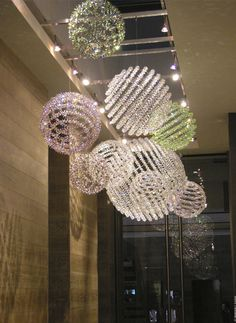 WINDFALL Chandeliers - The HELLBOB composition