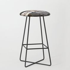 "Take your seats. Our bar stools, made with durable steel and vegan leather, will breathe new life to any blah kitchen. Pull them up to a counter at your home bar or use them as a stylish alternative to dining room chairs. - 15"" x 15"" x 30"" (H) - Legs measure 28"" high - Steel legs available in gold or black - Legs include foot rest - Wipe clean with a damp cloth - Assembly required #### Please note: all furniture is custom-made and p... Gold Bar Stools, Counter Height Bar Stools, Modern Bar Stools, Pub Chairs, Dining Room Chairs, Tree Bar, You Are My Moon, Red Kitchen, Foot Rest"