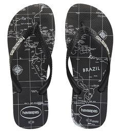 map havaianas! $25