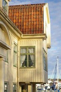 House in Marstrand, Sweden