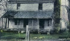 The Bell Witch of Tennessee