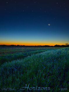 Morning Twilight by Phil~Koch, via Flickr