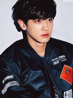 "suhocean: ""Chanyeol × Vivi for @beautyeol  """