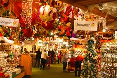 There is nothing like Bronner's Christmas Wonderland!