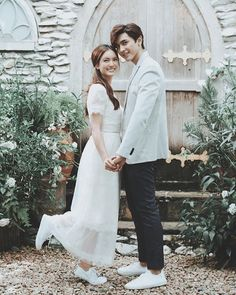 Image may contain 2 people people sitting trabab see chompo in Pre Wedding Photoshoot, Wedding Shoot, Cute Love Stories, Korean Wedding, Cute Love Couple, Korean Couple, Couple Aesthetic, Fashion Couple, Wedding Photography Poses