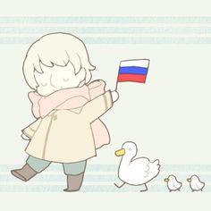 Hetalia ~ Russia