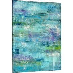 Make a sophisticated statement above the sofa or anchor an imaginative gallery wall with this chic canvas print, showcasing an eye-catching abstract motif. ...
