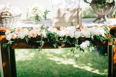 Photography: Natasja Kremers - nkphotographyblog.com  Read More: http://www.stylemepretty.com/2014/10/08/feminine-summer-garden-wedding/