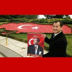 Atatürk hayranı japon