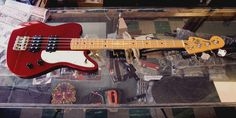 Fender® Pawn Shop™ Series Guitars and Basses