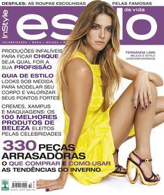 Edição 54 - Março de 2007 - Fernanda Lima