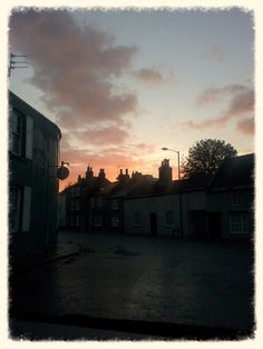 Day 219 Bond End Sunrise by Alastair Montgomery, via Flickr