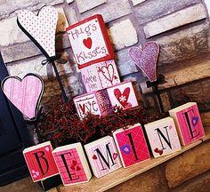 wood stuff for valentines