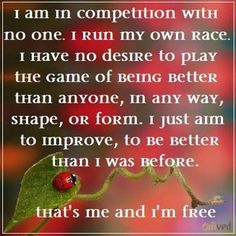 I Am Free To Run something about me on ...
