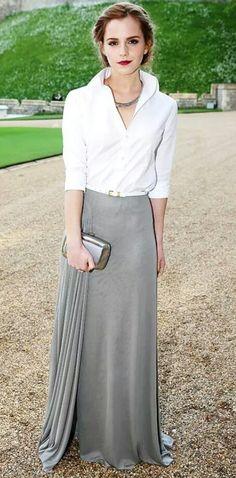 I adore Emma Watsons look