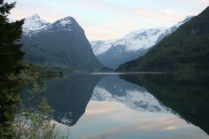 Norway 2011 - Jostedalsbreen