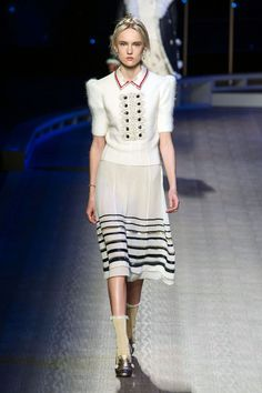 All the Looks From the Tommy Hilfiger Fall 2016 Ready-to-Wear Show