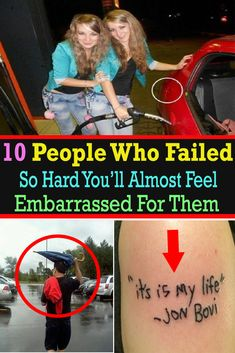 10 People Who Failed So Hard You'll Almost Feel Embarrassed For Them Funny Jokes, Hilarious, Ny Life, Funny Pins, Weight Loss Transformation, Fails, Cool Photos, Fun Facts, Funny Pictures
