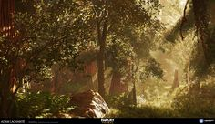 ArtStation - Far Cry Primal, Adam Lacharité