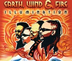 "Released on September 20, 2005, ""Illumination"" is the nineteenth album by Earth, Wind & Fire with Jimmy Jam and Terry Lewis, Kenny G, Kelly Rowland, will.i.am, and Brian McKnight. TODAY in LA COLLECTION on RVJ >> http://go.rvj.pm/bq9"