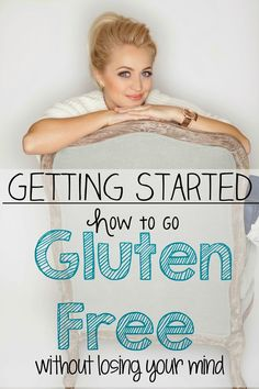Kati Heifner: Getting Started: How to Go Gluten Free without buying a Ticket to . - Kati Heifner: Getting Started: How to Go Gluten Free without buying a Ticket to the Overwhelm Train - Cookies Gluten Free, Gluten Free Diet, Foods With Gluten, Gluten Free Cooking, Gluten Free Recipes, Gluten Free Meal Plan, Easy Recipes, Gluten Free Products, Why Gluten Free