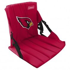 Arizona Cardinals 101 Holiday Gift Ideas:  Arizona Cardinals Stadium Seat $34.00