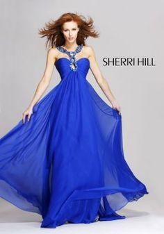 Sherri Hill 1455 #sherrihillstyle