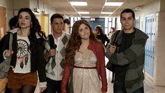 Allison, Jackson, Lydia, & Stiles