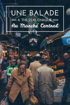Balade photographique au Marché Central de Thessalonique (Modiano-Kapani): http://www.vie-nomade.com/2014/thessalonique-marche-modiano-kapani/