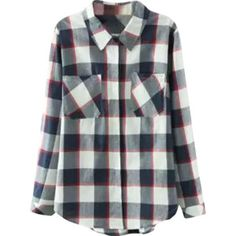 Relaxfeel Women's Classic Plaid Cotton Shirt Black