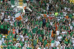 Awesome irish soccer players