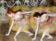 Degas Most Famous Paintings | Edgar Degas Most Famous Works | Edgar Degas