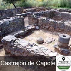 #CAPOTE - DESTINO CULTURAL RECOMENDADO - Yacimiento Celta #TurismoCultural #EscapadaCultural #HigueraLaReal
