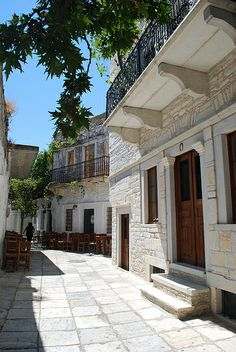 Apiranthos, Naxos- Greece