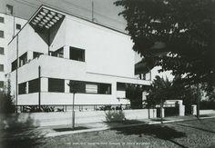 Le Corbusier, Bucharest, Modernism, Marcel, Multi Story Building, Memories, Memoirs, Modern Architecture, Remember This
