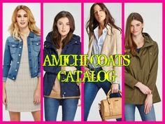 AMICHI COATS CATALOG