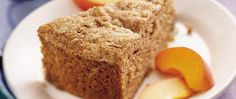 A dessert with a twist- this sweet and spicy cake can be baked  easily at home, using Gold Medal® all-purpose flour, in under an hour!