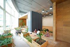 Gallery of CLC Beijing / HIBINOSEKKEI + Youji no Shiro - 9 Shiro, Beijing, Kindergarten Interior, From Farm To Table, Healthcare Design, Space Architecture, Learning Centers, Kid Spaces, School Design