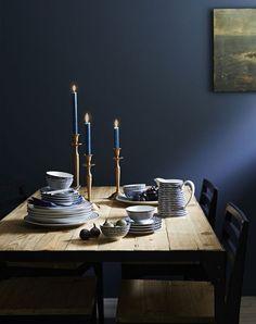 navy blue decor insp
